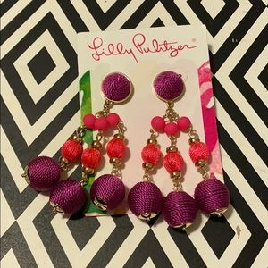 ✨Lilly Pulitzer Earrings✨